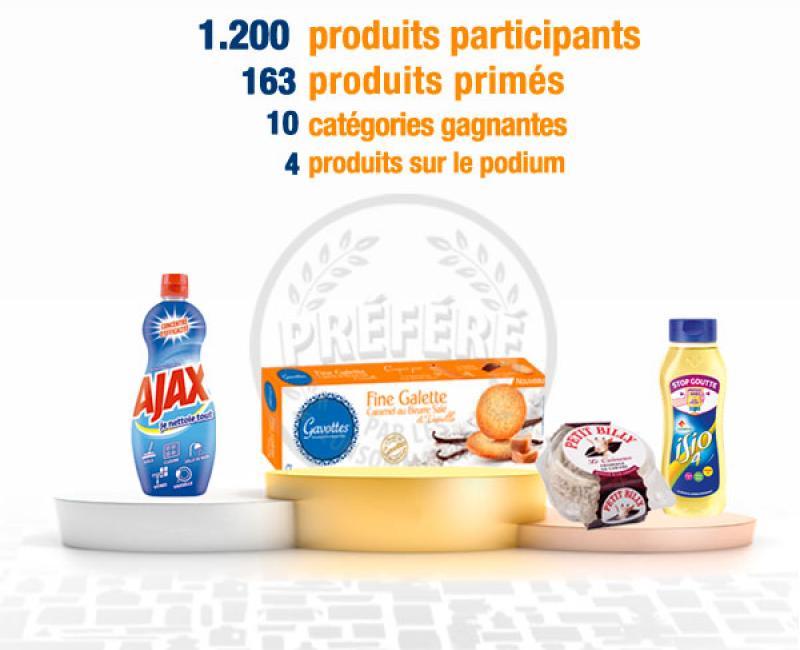 """La fine Galette Caramel au beurre salé & vanille Gavottes, l'innovation """"préférée des consommateurs"""" Carrefour !"""